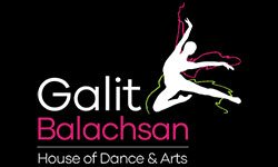 לוגו גלית בלחסן - בית ספר למחול ואמנויות הבמה