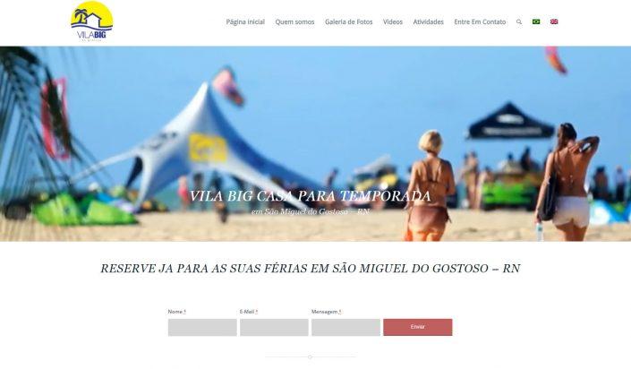 אתר וילה ביג בברזיל